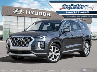 New 2022 Hyundai PALISADE LUXURY for sale in Surrey, BC