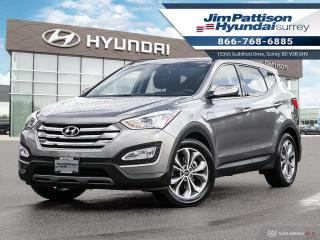 Used 2016 Hyundai Santa Fe Sport 2.0T Limited for sale in Surrey, BC