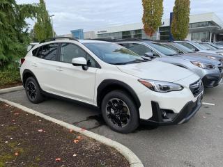 New 2021 Subaru XV Crosstrek Sport for sale in Port Coquitlam, BC