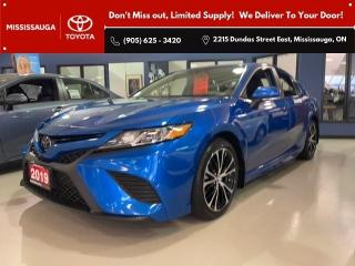 Used 2019 Toyota Camry SE Upgrade for sale in Mississauga, ON