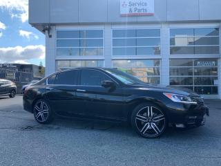 Used 2017 Honda Accord Sport for sale in Surrey, BC