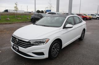 Used 2019 Volkswagen Jetta 1.4L Highline for sale in Whitby, ON