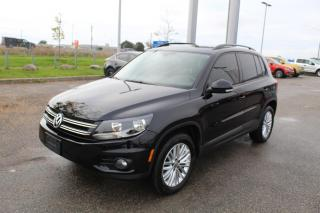 Used 2016 Volkswagen Tiguan 2.0L Special Edition for sale in Whitby, ON