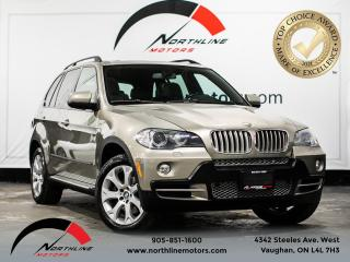 Used 2008 BMW X5 4dr 4.8i/7 SEAT/PANO SUNROOF/HEADS UP DISPLAY for sale in Vaughan, ON