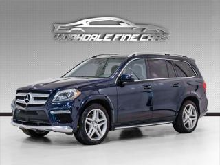 Used 2016 Mercedes-Benz GL-Class 4MATIC GL350 BlueTEC AMG Pkg, Navigation, Panoramic, 7 Pass for sale in Concord, ON