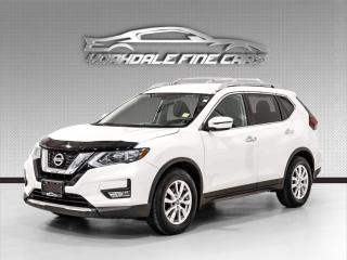 Used 2017 Nissan Rogue Camera, Heated Seats, Bluetooth, No Accidents for sale in Concord, ON