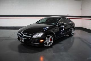 Used 2013 Mercedes-Benz CLS-Class CLS-550 4MATIC I NAVIGATION I LEATHER I SUNROOF for sale in Mississauga, ON
