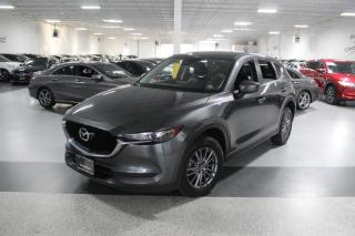 Used 2018 Mazda CX-5 AWD NO ACCIDENTS I NAVIGATION I LEATHER I R.CAM I BLIND SPOT for sale in Mississauga, ON
