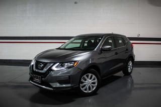 Used 2017 Nissan Rogue NO ACCIDENTS I REAR CAMERA I HEATED SEATS I BLUETOOTH for sale in Mississauga, ON
