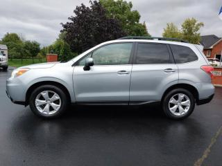 Used 2014 Subaru Forester 5dr Wgn Auto 2.5i Limited for sale in Stoney Creek, ON
