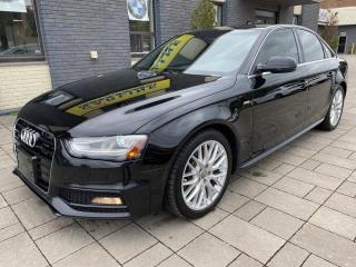 Used 2014 Audi A4 Progressiv Quattro for sale in Nobleton, ON