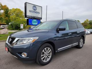 Used 2016 Nissan Pathfinder SL 4WD for sale in Cambridge, ON