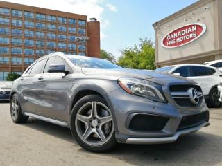Used 2015 Mercedes-Benz GLA GLA45 AMG   NAVI   CAM   PANO   4 MATIC   355 HPS   for sale in Scarborough, ON