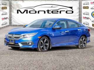 Used 2018 Honda Civic Sedan Touring CVT for sale in North York, ON