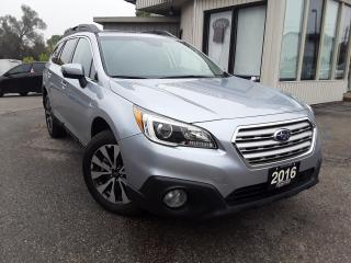 Used 2016 Subaru Outback 3.6R Limited w/Eyesight - LEATHER! NAV! BACK-UP CAM! BSM! SUNROOF! for sale in Kitchener, ON
