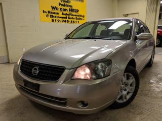 Used 2005 Nissan Altima 3.5 S Annual Clearance Sale! for sale in Windsor, ON