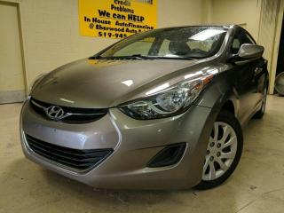 Used 2012 Hyundai Elantra GL Annual Clearance Sale! for sale in Windsor, ON