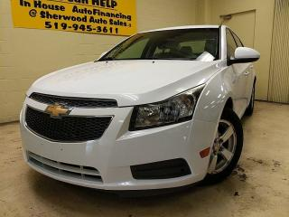 Used 2011 Chevrolet Cruze LT Turbo+ w/1SB Annual Clearance Sale! for sale in Windsor, ON