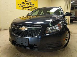 Used 2014 Chevrolet Cruze 1LT Annual Clearance Sale! for sale in Windsor, ON