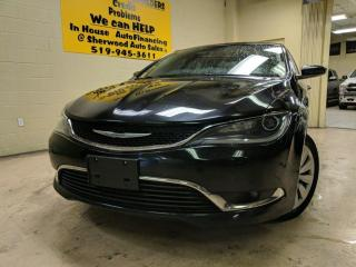 Used 2016 Chrysler 200 Limited Annual clearance Sale! for sale in Windsor, ON