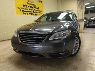 Used 2014 Chrysler 200 Limited Annual clearance Sale! for sale in Windsor, ON