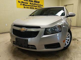 Used 2011 Chevrolet Cruze LT Turbo w/1SA  Annual Clearance Sale! for sale in Windsor, ON