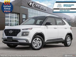 New 2022 Hyundai Venue Preferred w/Two-Tone  - $145 B/W for sale in Brantford, ON