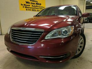 Used 2013 Chrysler 200 LX Annual Clearance Sale! for sale in Windsor, ON