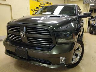 Used 2015 RAM 1500 Sport Annual Clearance Sale! for sale in Windsor, ON