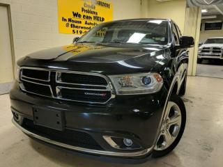 Used 2015 Dodge Durango Limited Annual clearance Sale! for sale in Windsor, ON