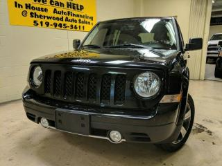 Used 2016 Jeep Patriot High Altitude Annual Clearance Sale! for sale in Windsor, ON