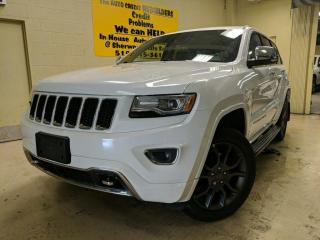 Used 2015 Jeep Grand Cherokee Overland Annual Clearance Sale! for sale in Windsor, ON