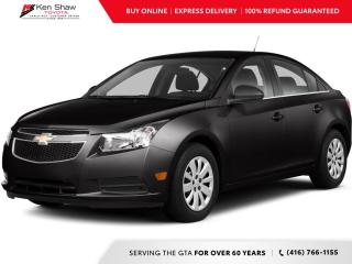 Used 2013 Chevrolet Cruze for sale in Toronto, ON