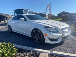 Used 2012 Mercedes-Benz CLS-Class CLS63 AMG for sale in Windsor, ON