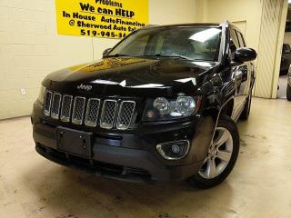 Used 2016 Jeep Compass High Altitude Annual Clearance Sale! for sale in Windsor, ON