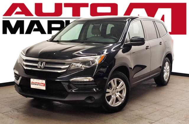 2016 Honda Pilot LX Certified!8Seater!OneOwner!WeApproveAllCredit!