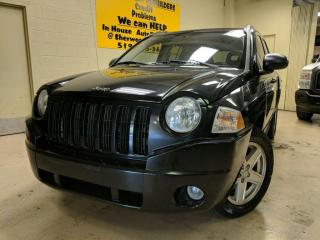 Used 2008 Jeep Compass Sport Annual Clearance Sale! for sale in Windsor, ON