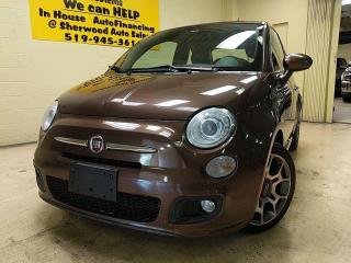 Used 2015 Fiat 500 Sport Annual Clearance Sale! for sale in Windsor, ON