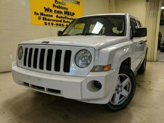 Used 2010 Jeep Patriot SPORT for sale in Windsor, ON