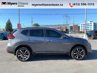 Used 2017 Nissan Rogue SL Platinum  - Sunroof -  Navigation for sale in Ottawa, ON