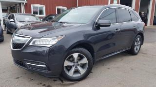 Used 2016 Acura MDX SH-AWD 9-Spd AT for sale in Dunnville, ON