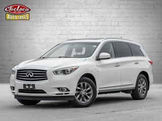 Used 2015 Infiniti QX60 Base AWD for sale in London, ON