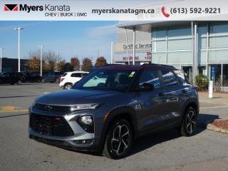 New 2022 Chevrolet TrailBlazer RS for sale in Kanata, ON