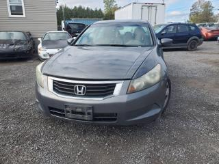 Used 2009 Honda Accord EX-L Sedan AT for sale in Stittsville, ON
