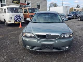 Used 2005 Lincoln LS V8 SPORT for sale in Stittsville, ON
