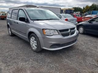 Used 2014 Dodge Grand Caravan SE for sale in Stittsville, ON