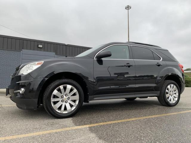 2012 Chevrolet Equinox 2LT 2WD 2LT Leather - Certified and Serviced
