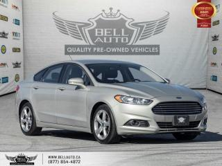 Used 2015 Ford Fusion SE, RearCam, HeatedSeats, RedStitchesInt, MemoSeat for sale in Toronto, ON