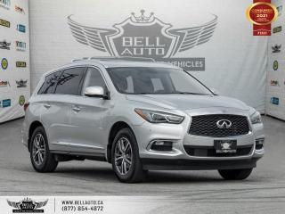 Used 2017 Infiniti QX60, AWD, Navi, 7Pass, 360Cam, for sale in Toronto, ON