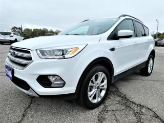 Used 2018 Ford Escape SEL | Navigation | Panoramic Roof | Heated Seats for sale in Essex, ON